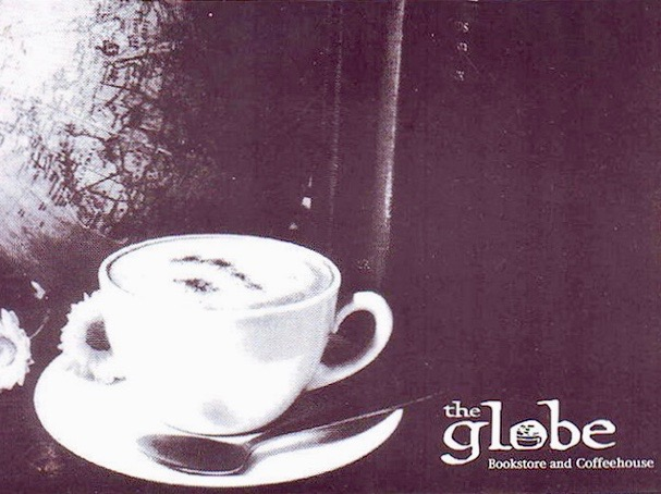 The Globe Bookstore & Coffeehouse postcard